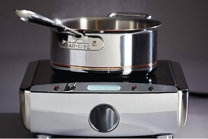 All-Clad D5 Stainless Steel Vs Copper Core Induction Safe