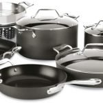 All-Clad H911SA64 Nonstick Cookware Set