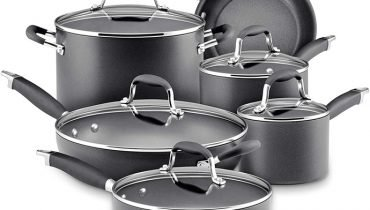 Anolon Advanced Hard Anodized Nonstick Cookware