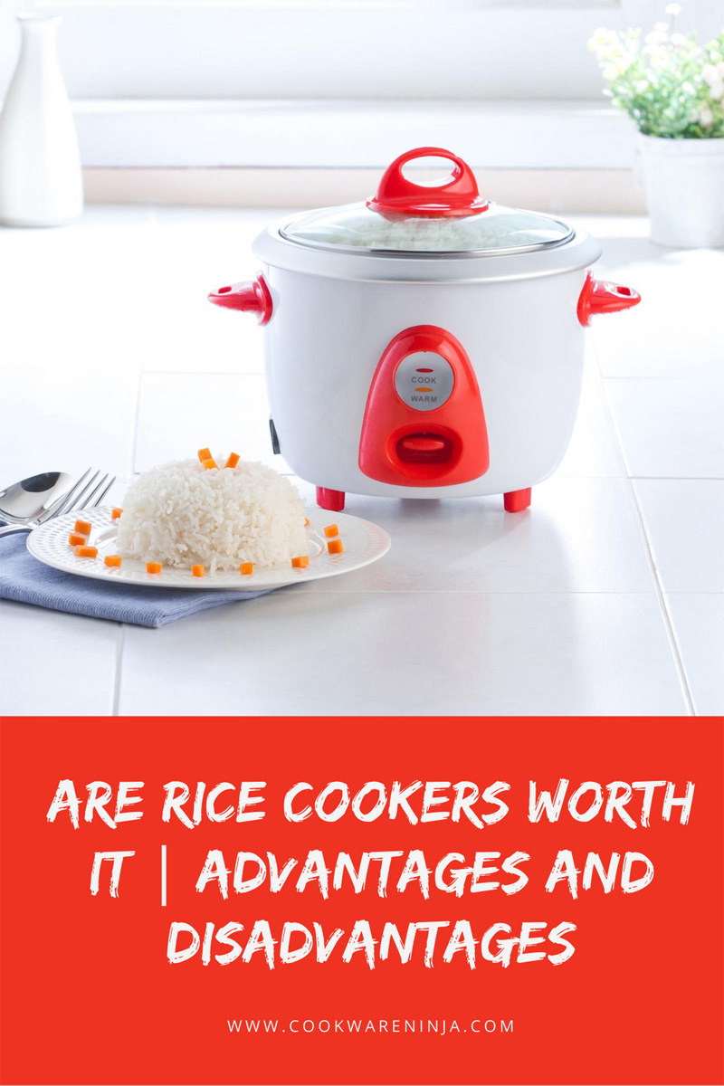 Are Rice Cookers Worth It | Advantages and Disadvantages
