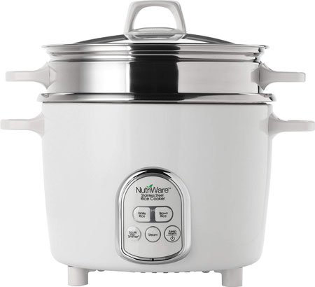Aroma NutriWare Rice Cooker