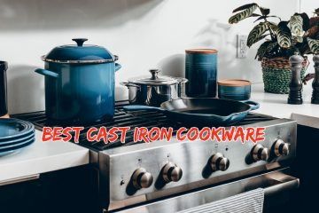 Best Cast Iron Cookware Made in America