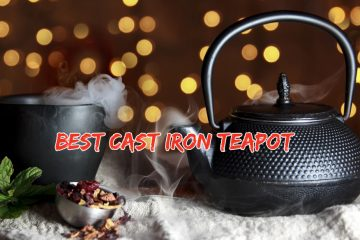 Best Cast Iron Teapot