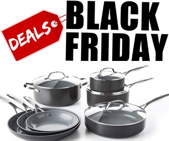 Black Friday and Cyber Monday Cookware Deals
