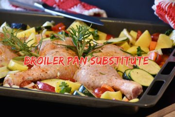 Broiler Pan Substitute