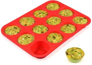 CAKE TIME 12-Cup Muffin Pan