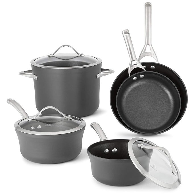 Calphalon Contemporary Nonstick Cookware Set