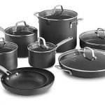 Calphalon Classic Nonstick Hard-Anodized 14-Piece Cookware Set