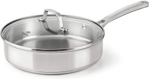 Calphalon Classic Stainless Steel Saute Pan