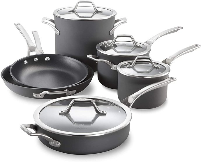 Best Calphalon Cookware Set