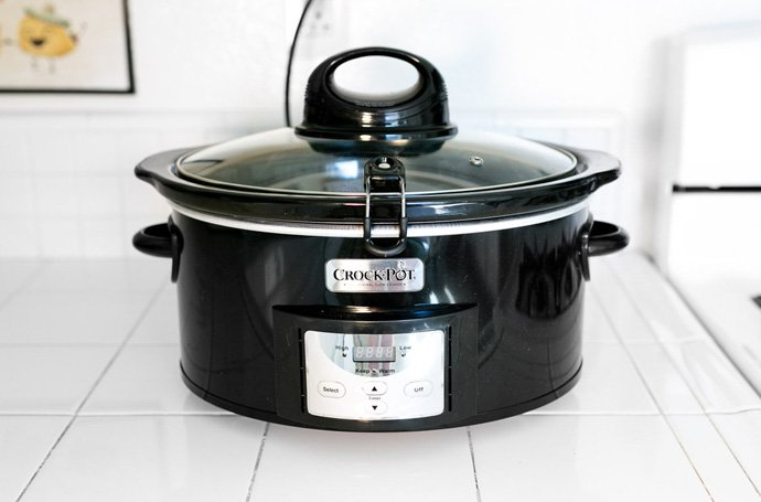 Using Crock-Pot to Cook Pasta