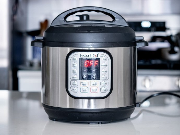 Making Pasta in Instant Pot or Pressure Cooker