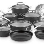 Cuisinart 66-17N Chef's Classic Non-Stick Hard Anodized Cooking Set