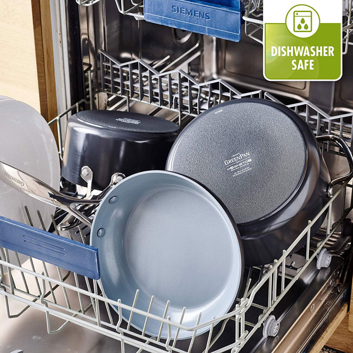Dishwasher Safe Cookware