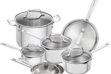Emeril Lagasse 12 Piece Cookware Set