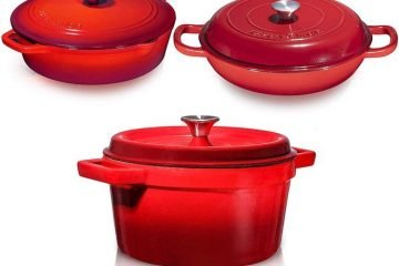 Is Enamel Cookware Safe