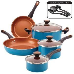 Farberware 10366 Glide Cookware Set