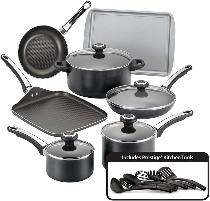 Farberware HiBest Farberware Cookware Reviews