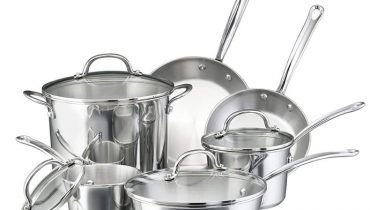 Farberware Millennium Stainless Steel Cookware Set
