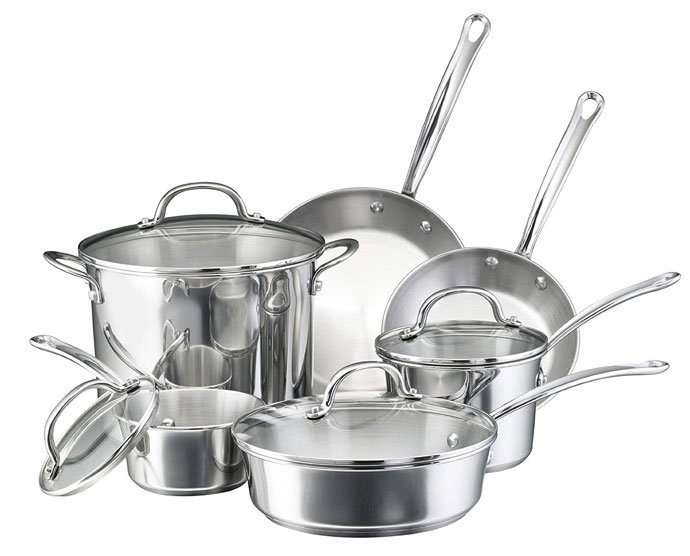 Farberware 75653 Millennium Stainless Steel Cookware
