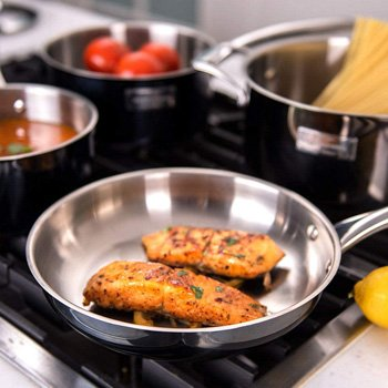 Glass Top Stove Cookware