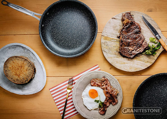 Granite Rock Frying Pan Reviews