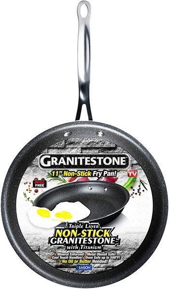 Granite Pan Review