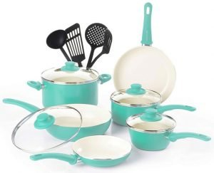 GreenLife CW000531-002 - Best Ceramic Pots and Pans