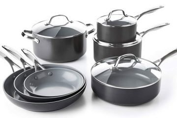 GreenPan Valencia Pro Cookware Set
