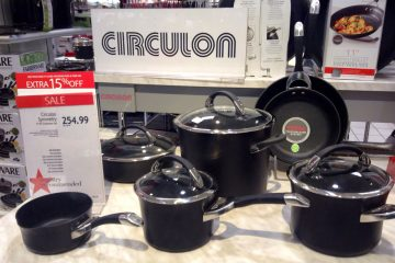 how to Restore Circulon Cookware