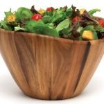 Lipper International 1174 Salad Bowl
