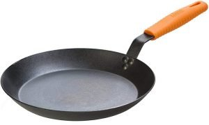 Lodge Manufacturing Company CRS12HH61 Carbon Steel Skillet