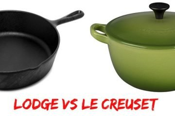 Lodge Vs Le Creuset