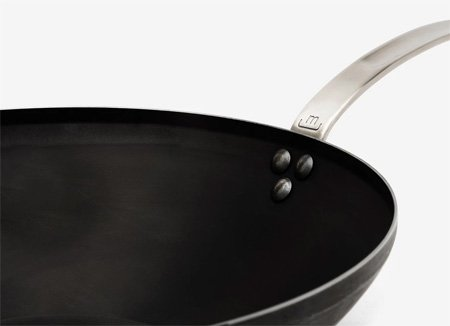 Made In Carbon Steel Wok