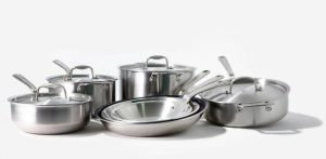 The Sous Chef Induction Cookware Set