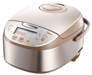 Midea Mb-fs5017 10 Cup Smart Multi-cooker