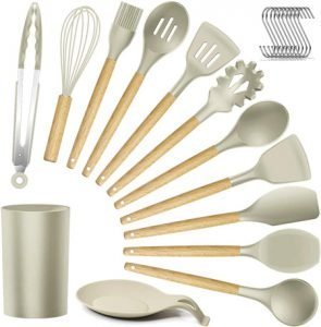 Oannao 13 PCS Utensils Set