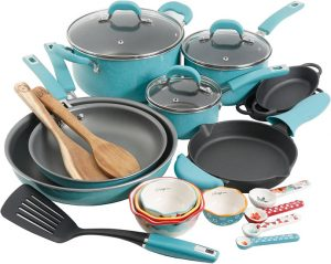 Pioneer Woman 24 Piece Cookware Set