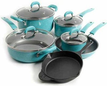 Pioneer Woman Pots and Pans