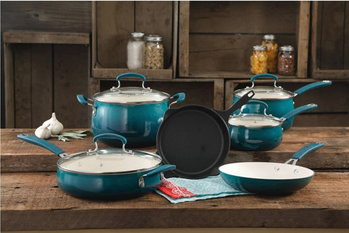 Pioneer Woman Cookware Reviews