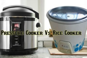 Pressure Cooker Vs Rice Cooker