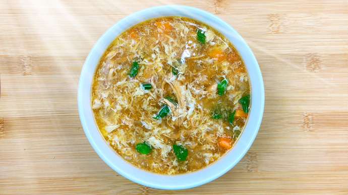 Rice Cooker Soup