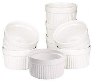 ACCGUAN 6 OZ Ramekin Dishes