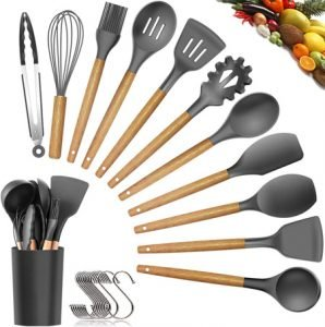 Oannao 11 Pieces Cooking Utensils