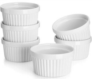 Sweese 501.001 Porcelain Soufflé Dishes