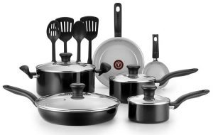 T-fal C996SE - Best Ceramic Cookware