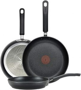T-fal E938S3 Professional Nonstick Fry Pan
