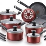 T-fal, Red Initiatives, Dishwasher Safe Nonstick Cookware Set