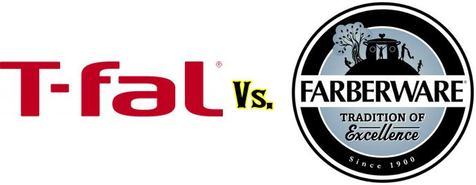 T fal Vs Farberware Cookware Sets