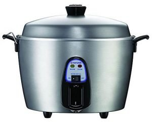 Tatung - TAC-11KN(UL) - 11 Cup Multi-Functional Steel Rice Cooker